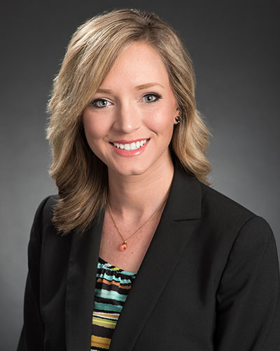 Denver workers compensation and personal injury lawyer, Stephanie M. Tucker