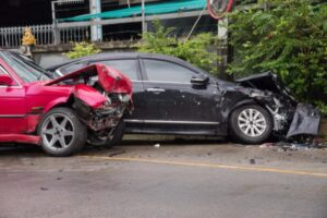 car collision- accidents with uninsured motorists