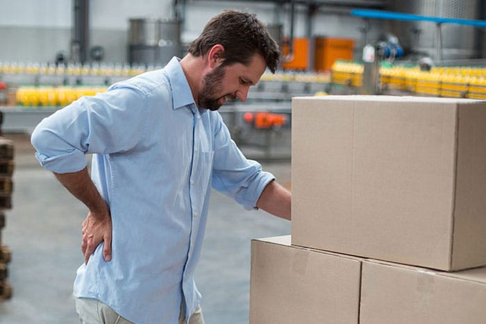 Common Types of Injuries and Illness at Work