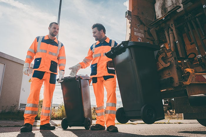 Refuse and Recyclable Material Collectors