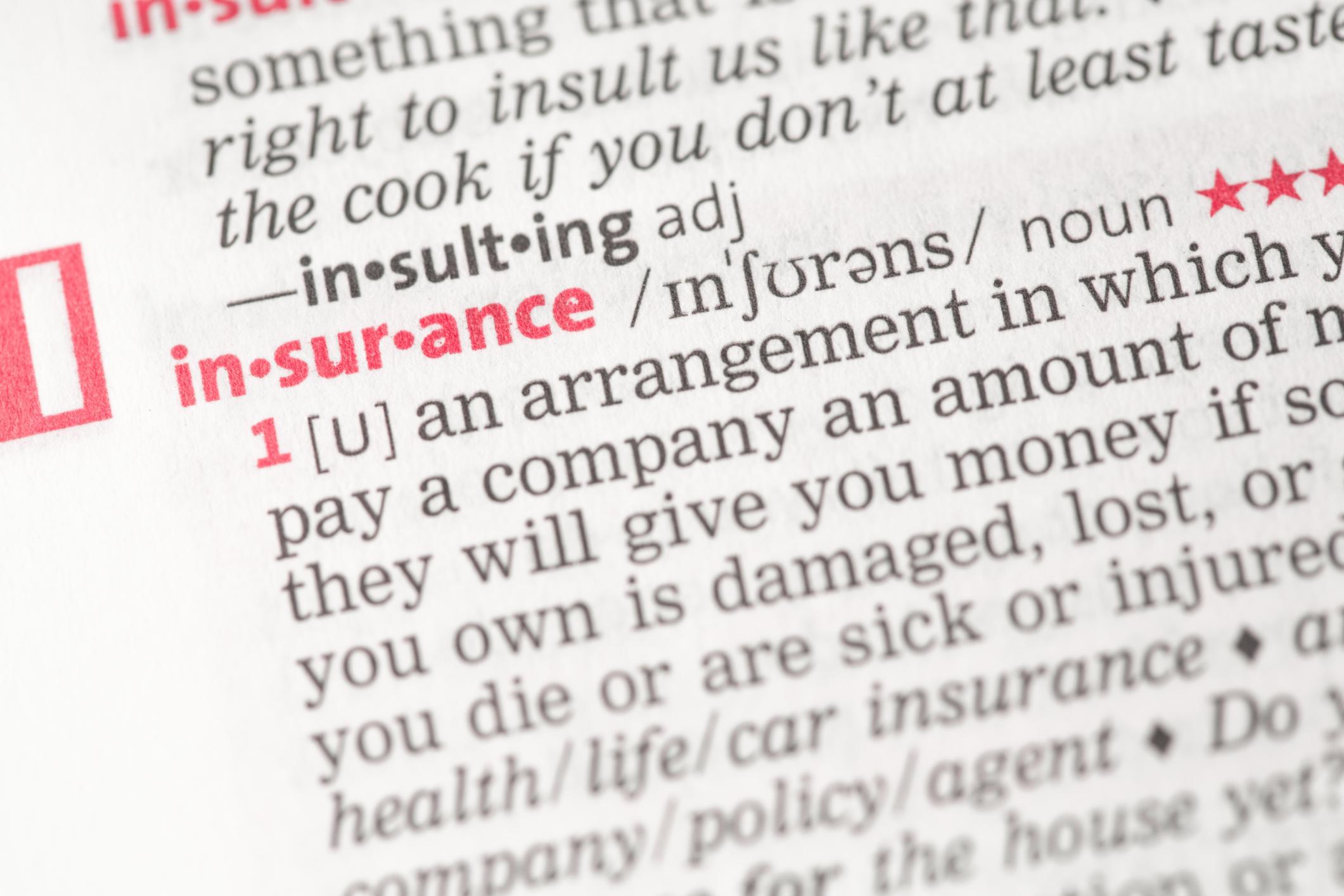 insurance-definition